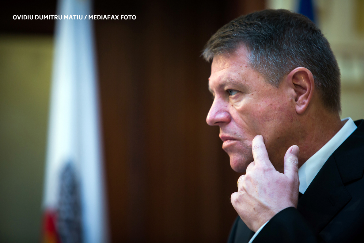 Klaus Iohannis, despre confruntarea televizata asteptata de electorat: