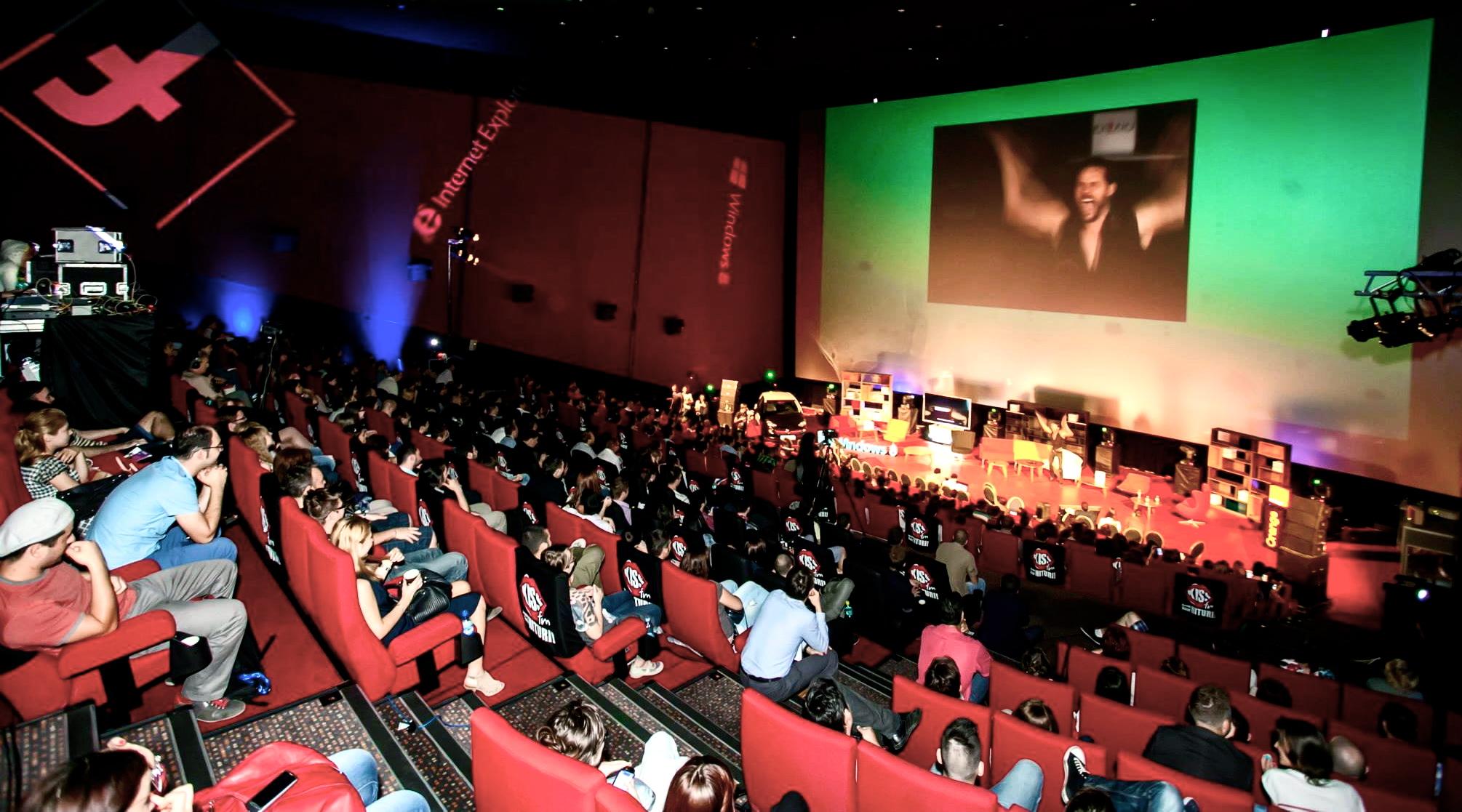 Joi a inceput ICEEfest: peste 1.600 de participanti din 9 tari si 72 de speakeri din 47 de tari iau cu asalt Bucurestiul
