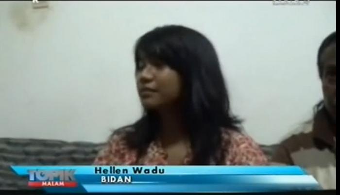 Acuzatii de vrajitorie in Indonezia. O femeie sustine ca a nascut o soparla dupa opt luni de sarcina