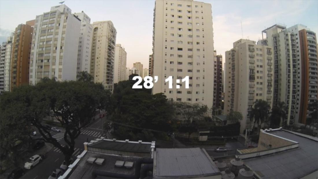 Campionatul Mondial de Fotbal 2014. Ce se aude intr-un oras din Brazilia cand nationala da gol. VIDEO