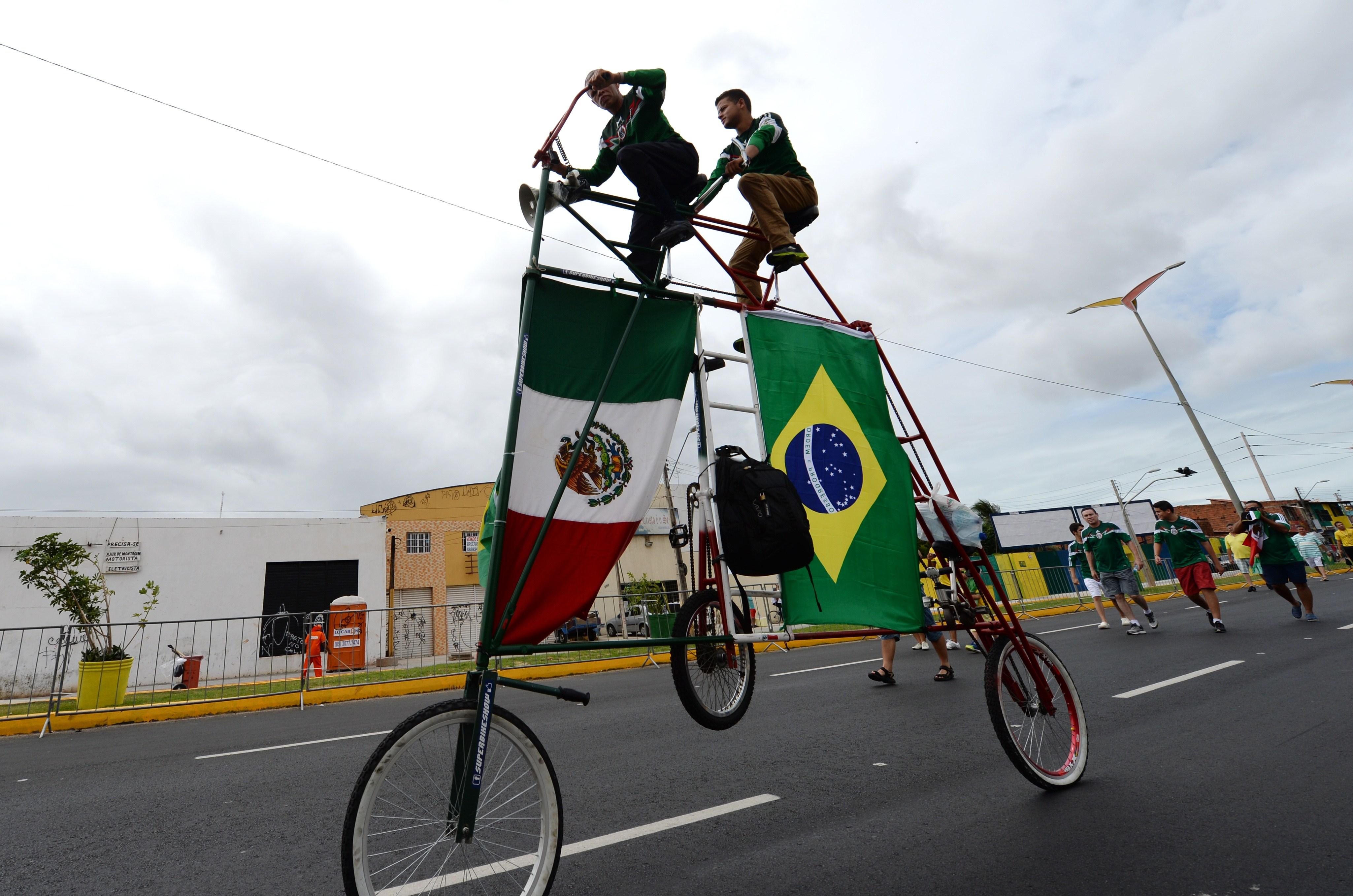Campionatul Mondial de Fotbal din Brazilia. Pasiunea pentru fotbal l-a dat de gol pe un celebru traficant de droguri