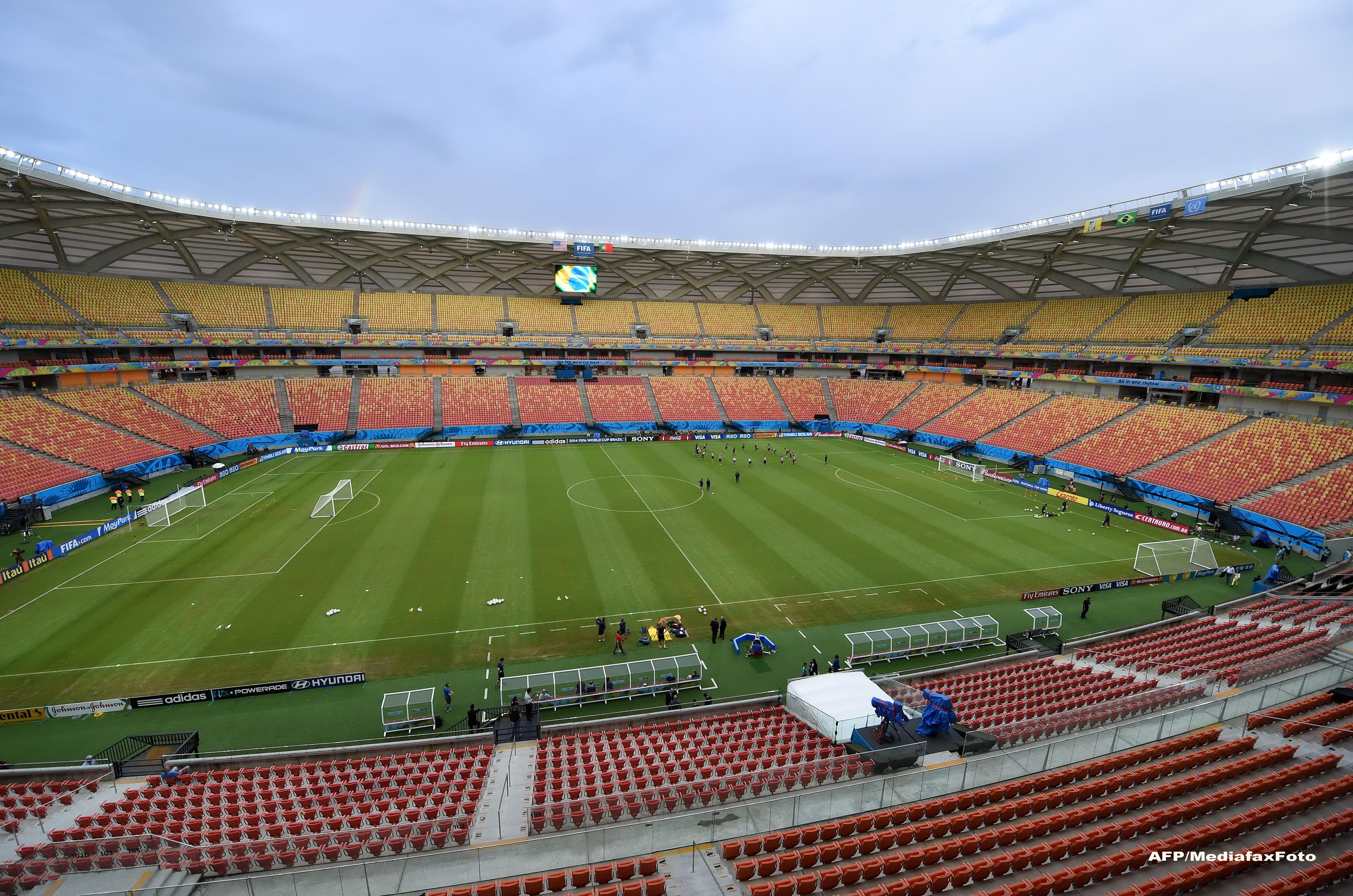 Campionatul Mondial de Fotbal 2014. Din cele 12 stadioane construite cu 11 miliarde de dolari, cel putin 3 vor ramane pustii