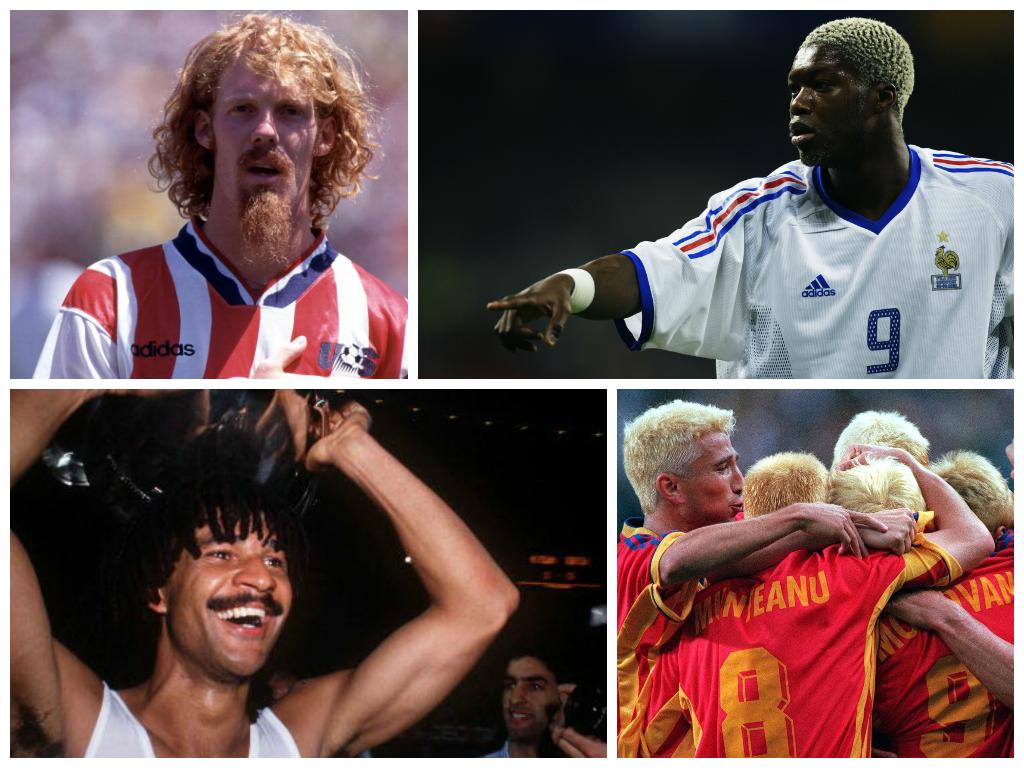 Campionatul Mondial de Fotbal trece, coafura rezista. Cele mai trasnite frizuri din istorie, de la Cupa Mondiala