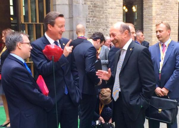Basescu, in Belgia la comemorarea declansarii Primului Razboi Mondial.