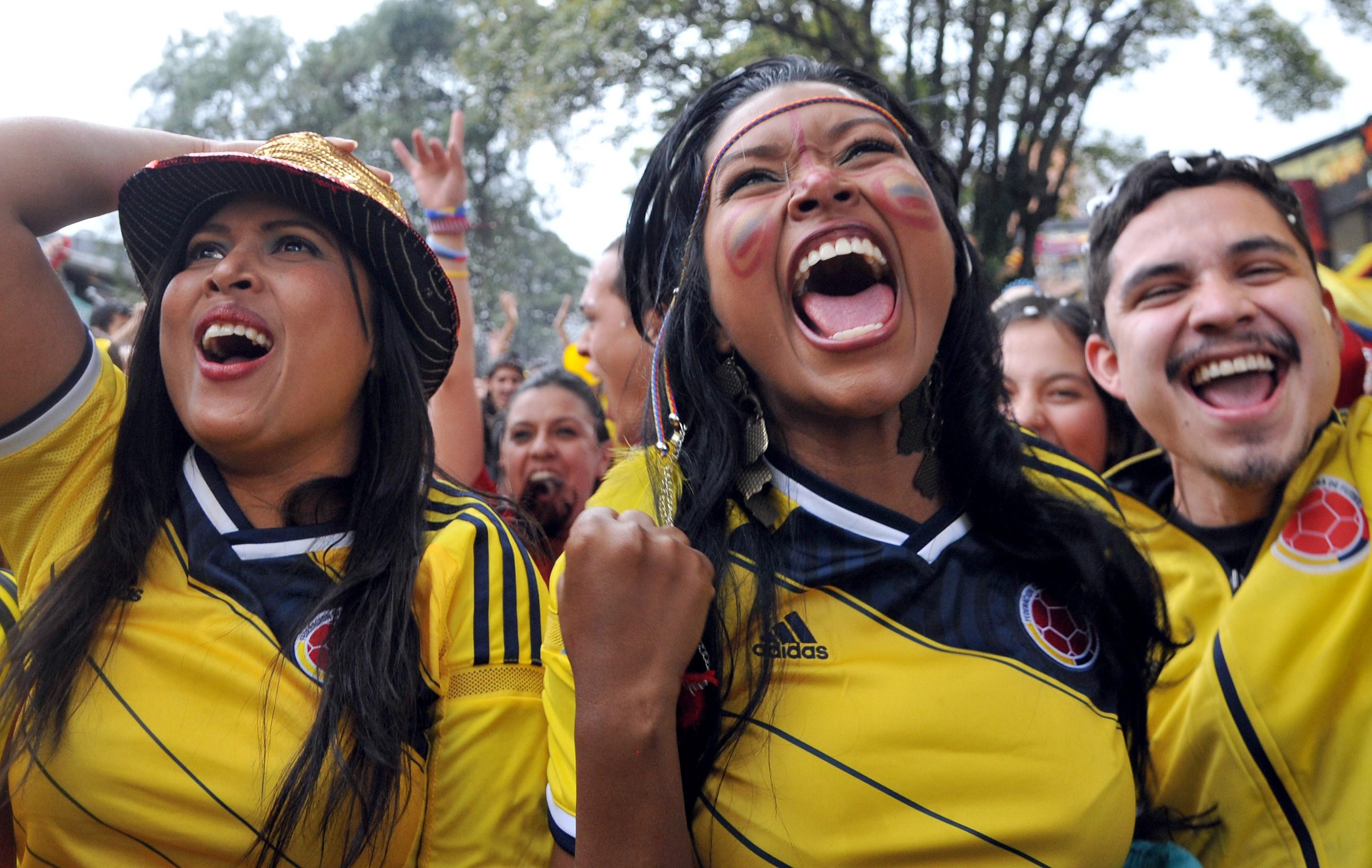Campionatul Mondial de Fotbal 2014. O tanara a murit in timpul manifestarilor de bucurie de dupa calificarea Columbiei
