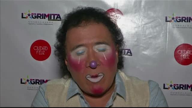 Nu este o figura de stil! Un clovn candideaza la alegerile locale din Guadalajara: