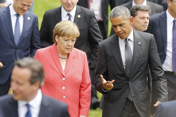 Wikileaks: Statele Unite ale Americii au spionat-o pe Angela Merkel si pe alti oficiali de rang inalt germani