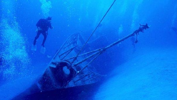 Trei epave ale unor corabii din lemn descoperite la Sulina. Zona urmeaza a fi declarata sit arheologic subacvatic