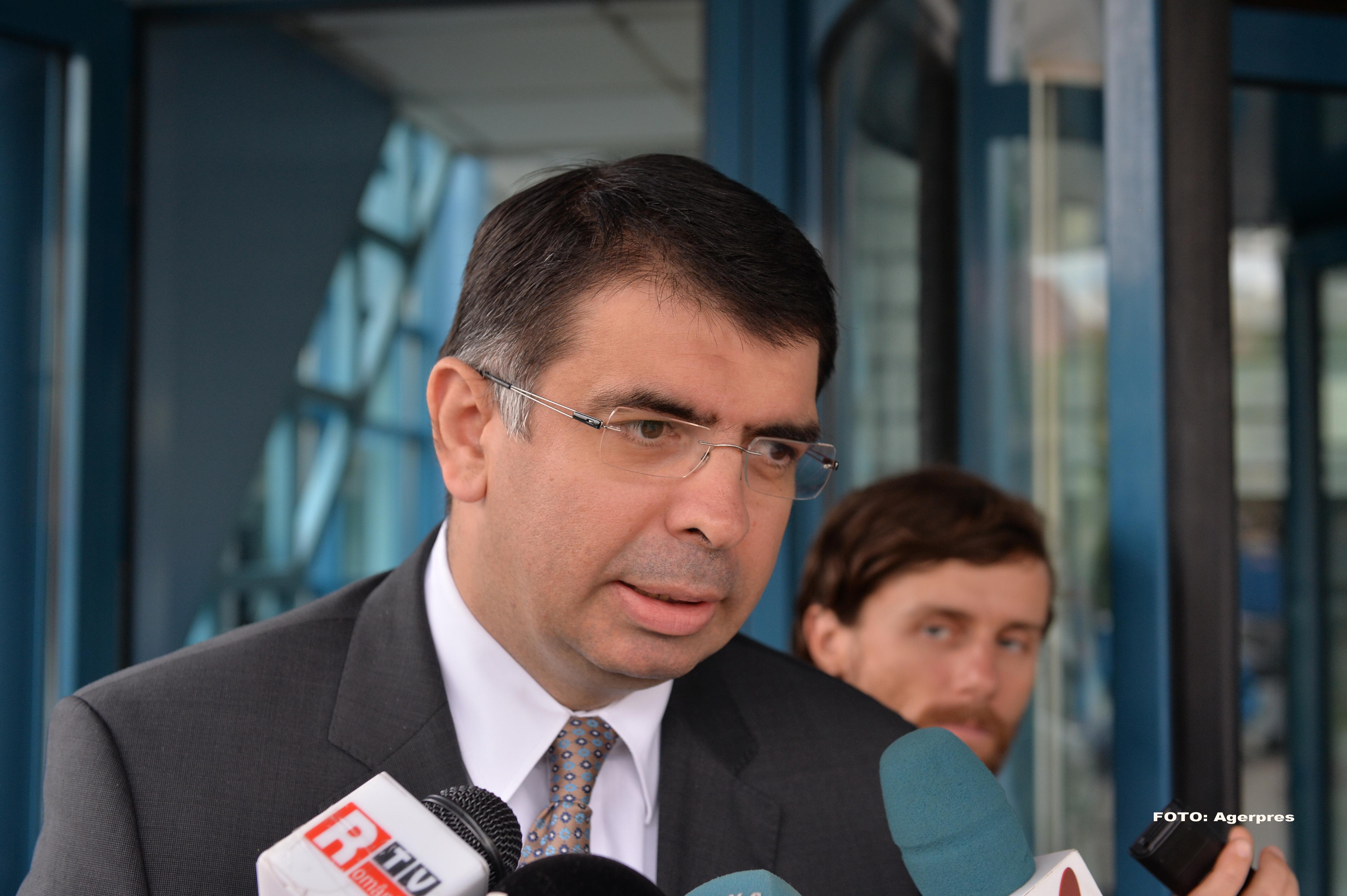 Ministrul Justitiei, Robert Cazanciuc, despre dosarele Ponta si Dragnea: