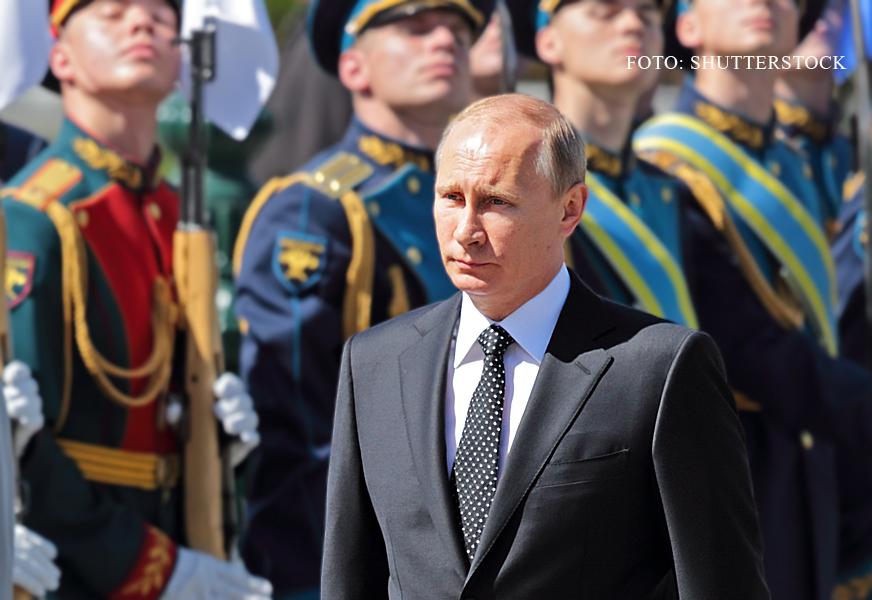 Vladimir Putin a anunțat că Statul Islamic a fost complet învins în Siria