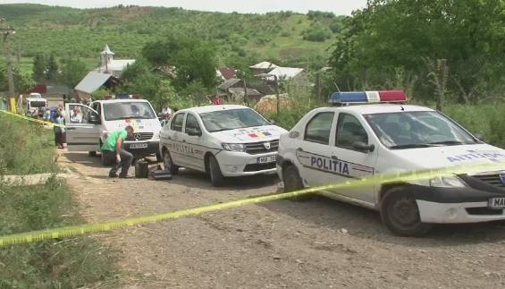 Crima ingrozitoare in Bacau. O femeie a fost decapitata in propria locuinta, iar fiul ei ar fi vazut totul pe camere