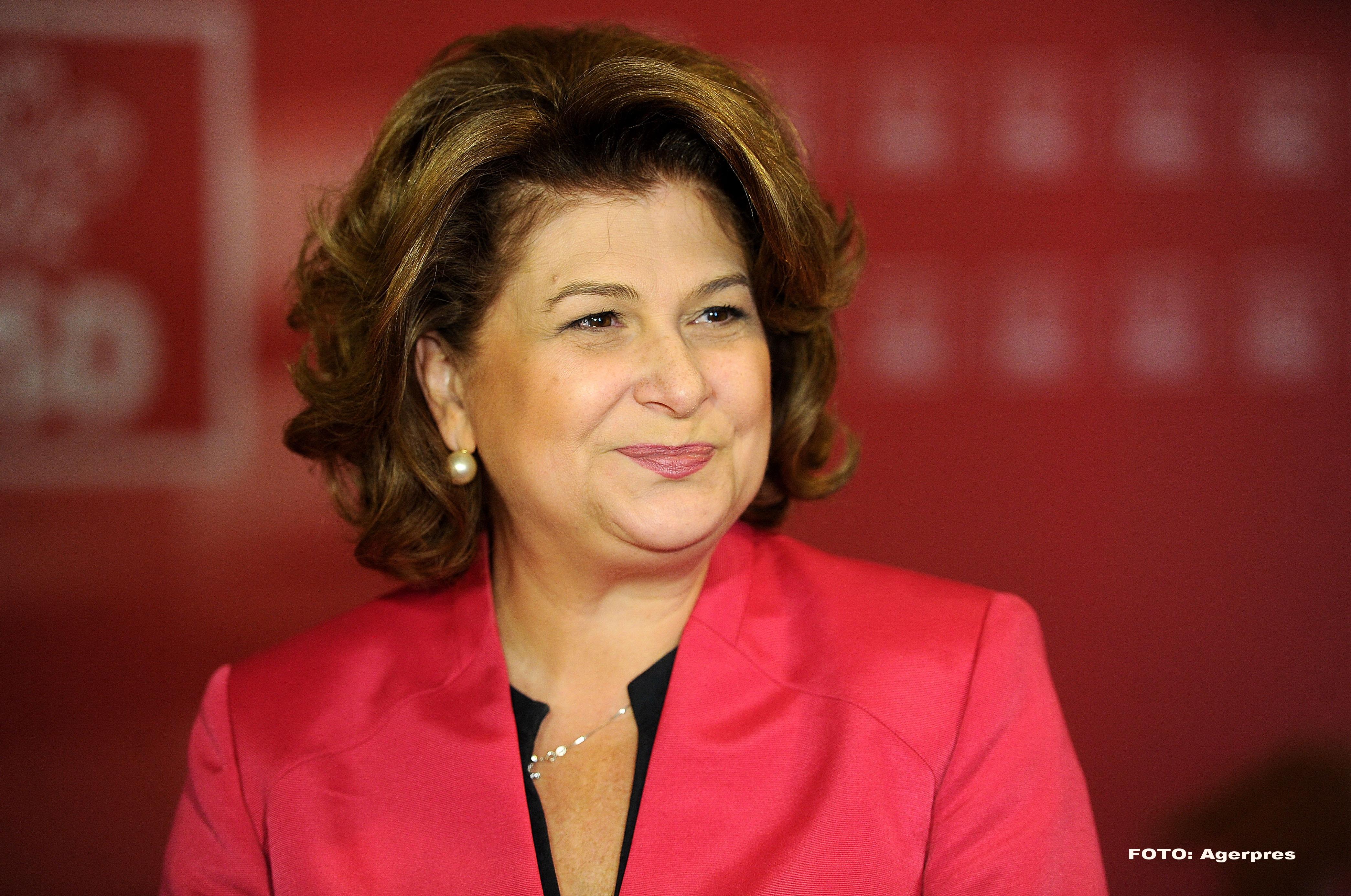 Vicepresedintele PSD, Rovana Plumb, deschide lista candidatilor PSD Dambovita la Camera Deputatilor