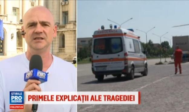 Catalin Radu Tanase, despre posibilele cauze ale tragediei din Moldova.