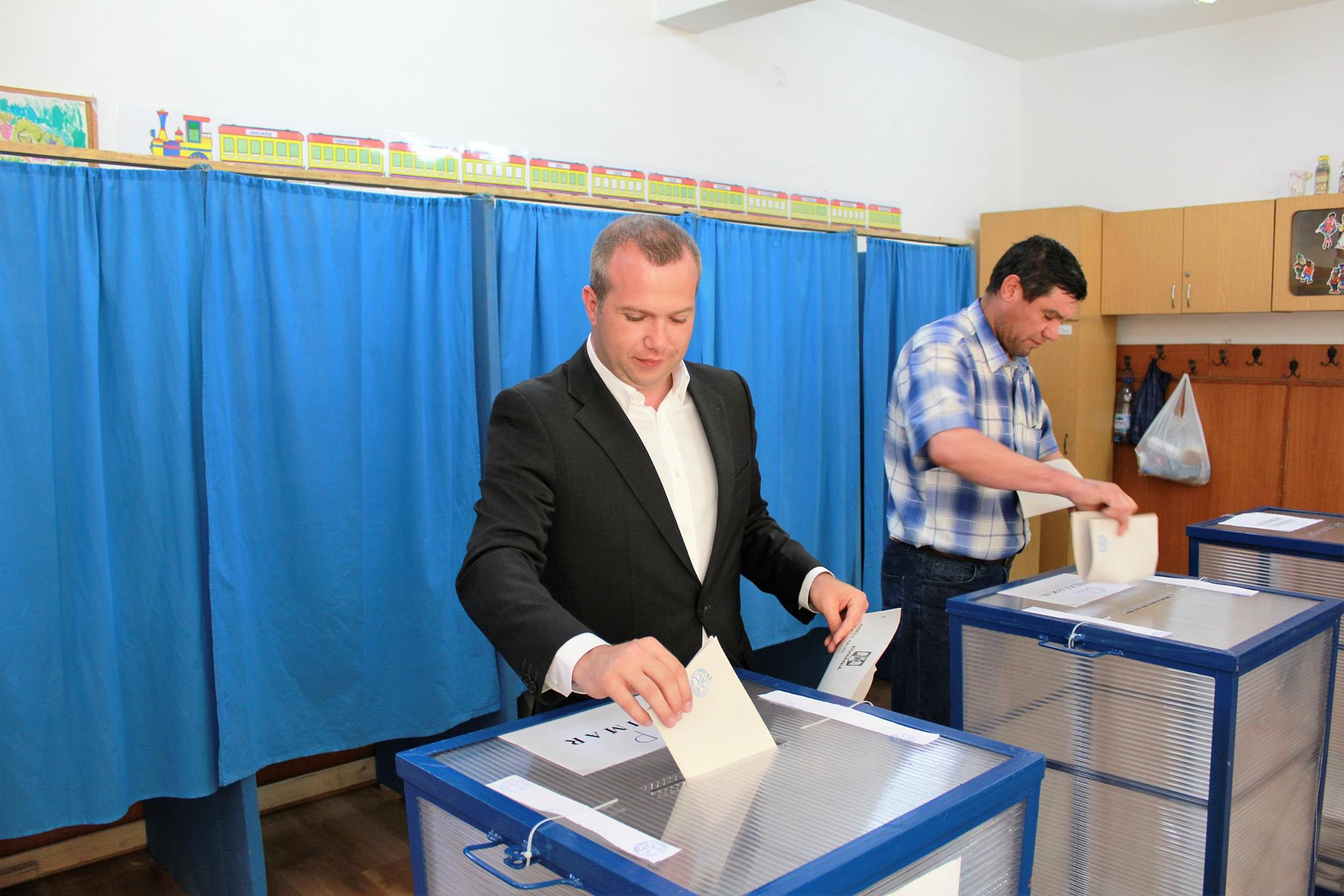 Primarul Galaţiului, Ionuţ Pucheanu, infectat cu noul coronavirus.