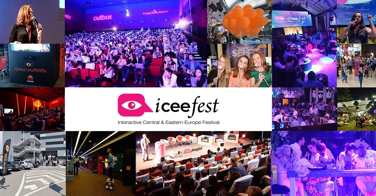 ICEEfest 2016. Doar 3 zile pana ce Bucurestiul devine Capitala Internetului: 130 de speakeri, 55 de ore de know-how