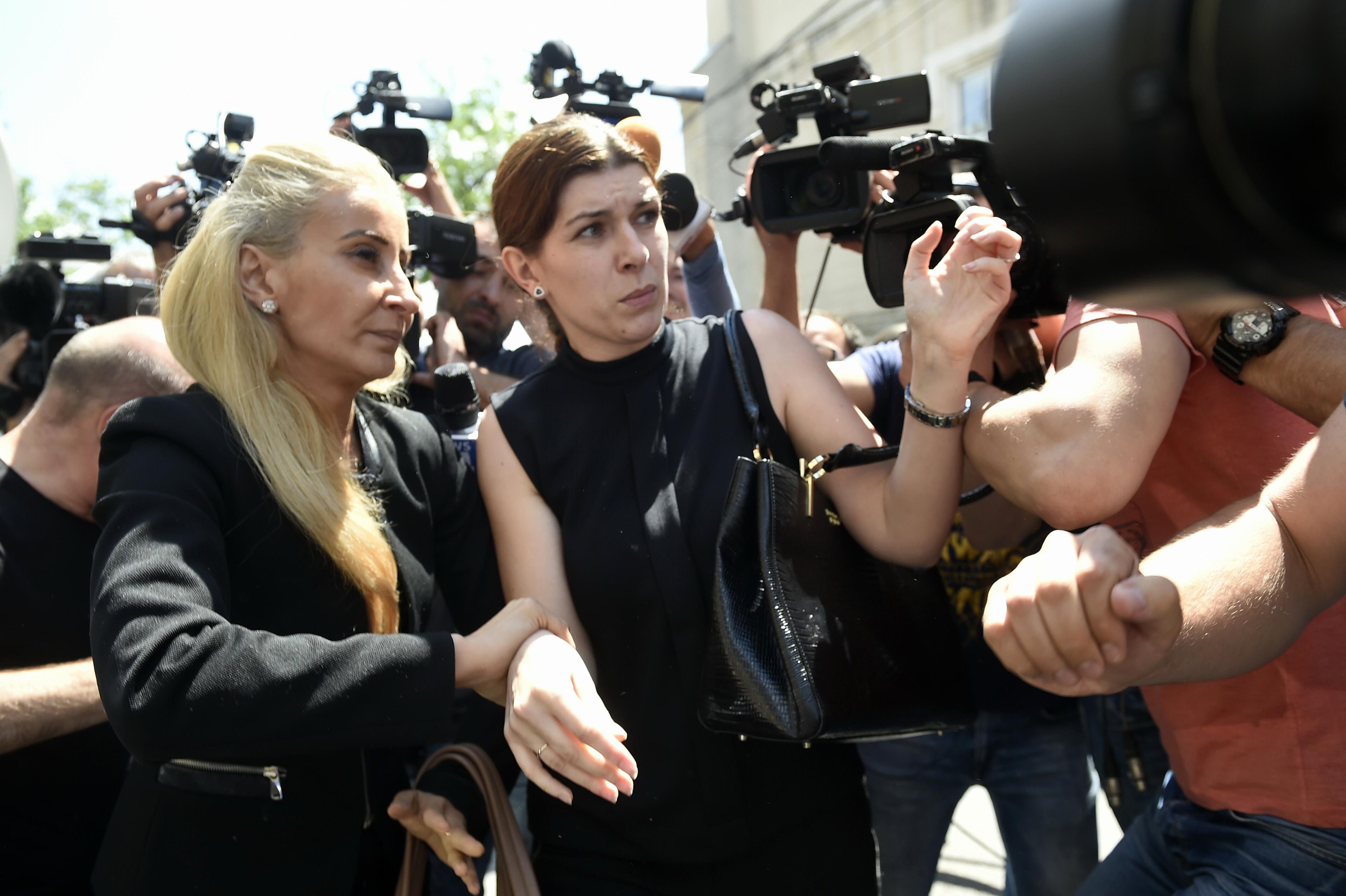 Uliana Ochinciuc a fost audiata la Parchetul General. Aceasta a dezvaluit care au fost ultimele cuvinte ale lui Dan Condrea