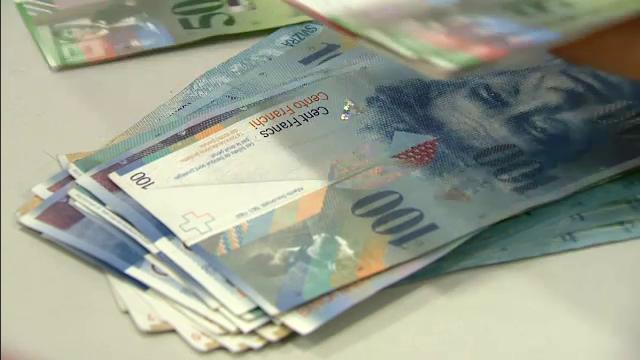 Premiera in Romania. Curtea de Apel Bucuresti a decis inghetarea cursului franc elvetian-leu in cazul unui client OTP
