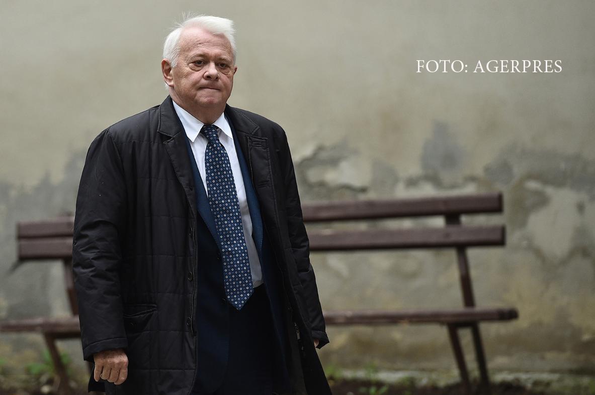 Viorel Hrebenciuc, trimis in judecata pentru marturie mincinoasa. Campania lui Geoana ar fi fost finantata cu sacose de bani