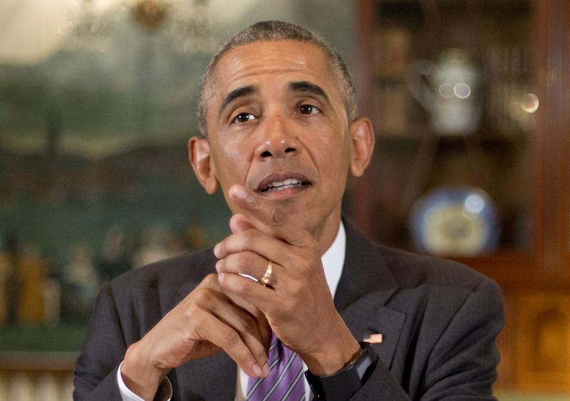 """Barack Obama critica dur reactia lui Donald Trump privind atentatul din Orlando: """"Prea multa vorbareala cu privire la legi"""