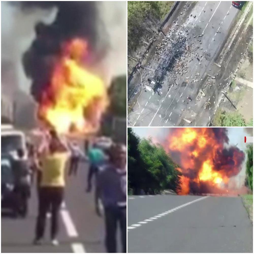 Din ce cauza a izbucnit incendiul de proportii din Mihailesti, judetul Buzau. Dezastrul din 2004, la un pas sa se repete
