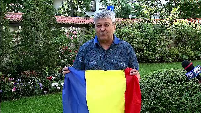 Al doilea meci al Romaniei la UEFA Euro 2016, ACUM la Pro TV. Ce le transmit Mircea Lucescu si Dan Petrescu jucatorilor