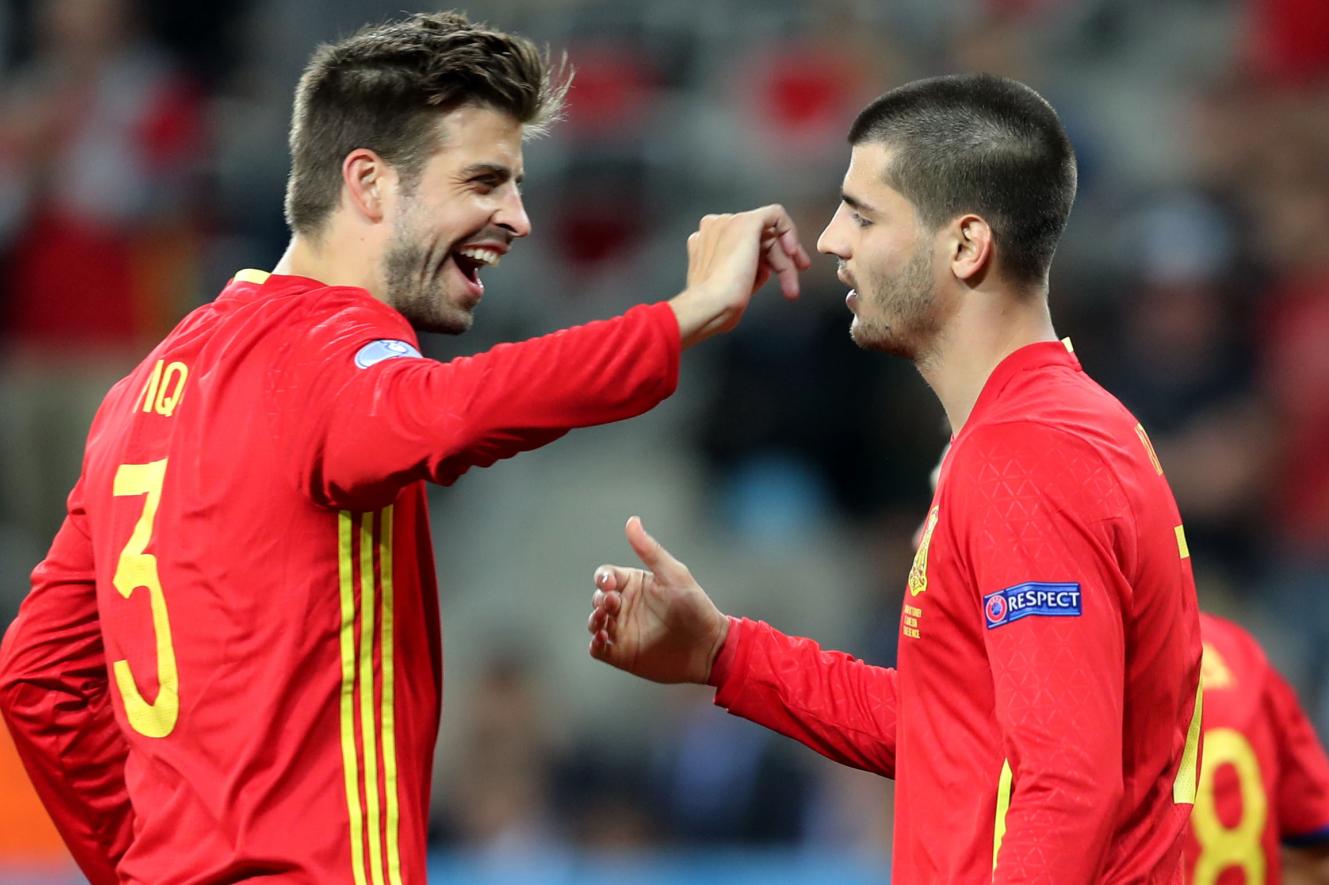 UEFA EURO 2016, meciurile din optimi. Italia - Spania este in direct la ProTV, AZI, de la ora 19:00