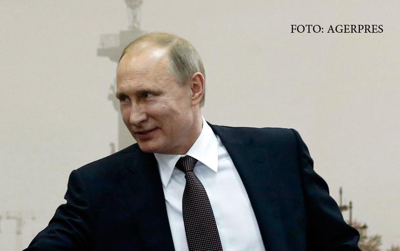 Putin: Scutul de la Deveselu ar putea fi folosit impotriva Rusiei.