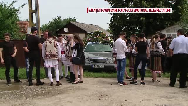 Tanarul coregraf mort in accidentul de autocar a fost inmormantat. Care era marele vis al lui Teodor