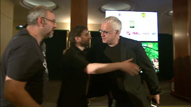 Tim Robbins a ajuns in Bucuresti si va pune in scena