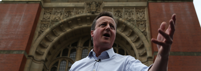 BREXIT: Premierul britanic David Cameron a anuntat ca demisioneaza. VIDEO