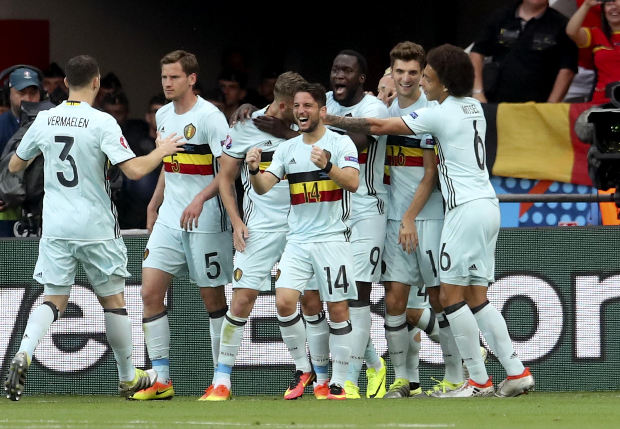 UNGARIA - BELGIA 0-4. Dezlantuiti, belgienii s-au calificat la scor in sferturile UEFA EURO 2016. REZUMAT VIDEO