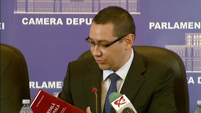 Surse: Victor Ponta a plagiat in lucrarea sa de doctorat, anunta Comisia Tehnica din cadrul CNATDCU. Joi, decizia finala