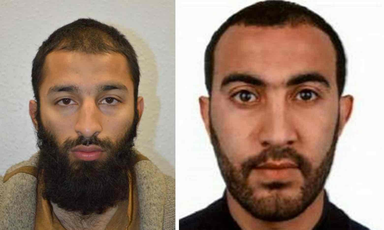Ultimele lucruri pe care le-au facut teroristii din Londra inainte de atac. Rachid si-a sarutat copilul de adio
