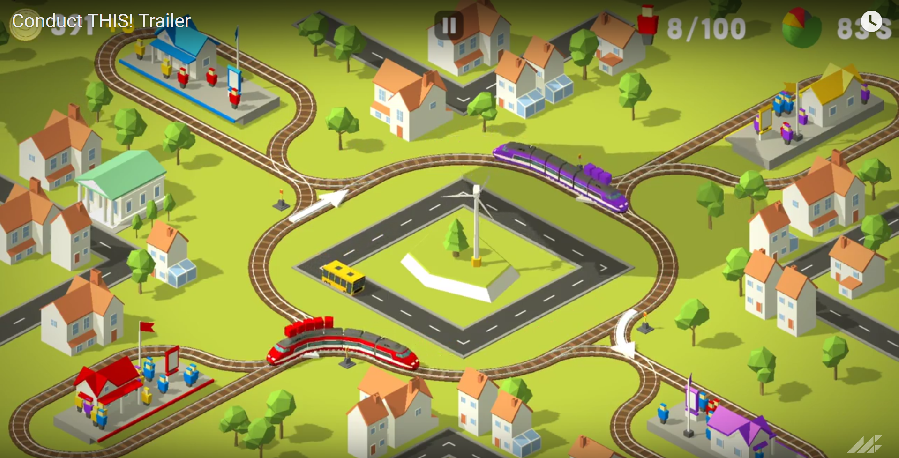 iLikeIT. Puzzle-uri si un joc care scoate mecanicul de locomotiva din voi, recomandarile noastre pentru zilele ploioase