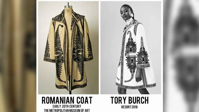 Celebra creatoare de moda Tory Burch, acuzata ca a luat cu
