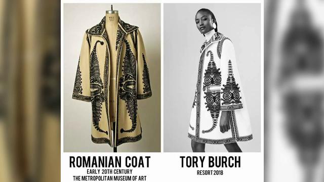 Reactia designerului Tory Burch dupa ce a fost acuzata ca a copiat haina traditionala romaneasca. Romanii au criticat-o iar