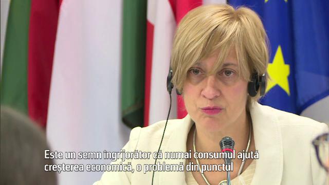 Comisia Europeana, ingrijorata de marirea deficitului bugetar si de scaderea abrupta a investitiilor