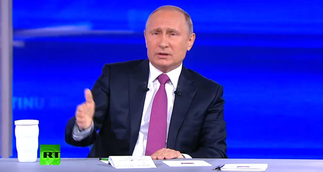 Vladimir Putin i-a facut o oferta fostului director FBI, James Comey.