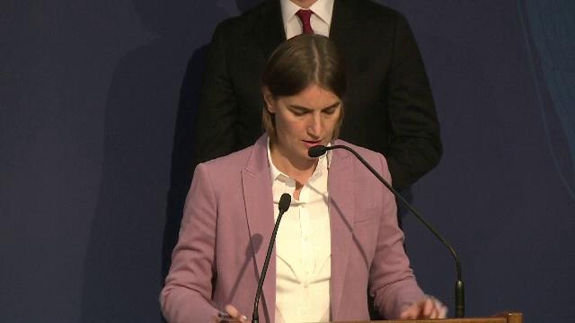Prima tara balcanica, dar si din Estul Europei, al carei guvern e condus de o femeie, lesbiana declarata