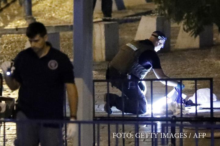 Statul Islamic a revendicat primul sau atac in Israel, la concurenta cu Hamas. O politista a fost ucisa in Ierusalim
