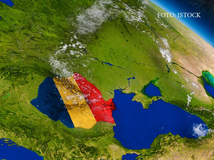 Suprafata Romaniei a crescut cu 6 kilometri patrati, dupa ultima actualizare. Toate documentele oficiale trebuie schimbate