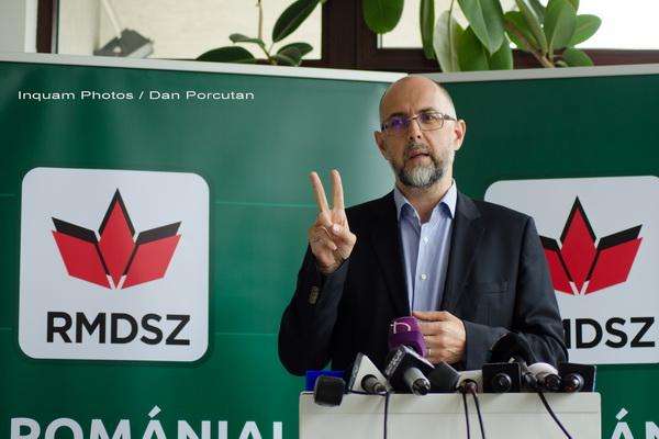 Președintele UDMR: Românii se tem că vrem să le luăm Ardealul, maghiarii se tem că românii vor să le ia identitatea