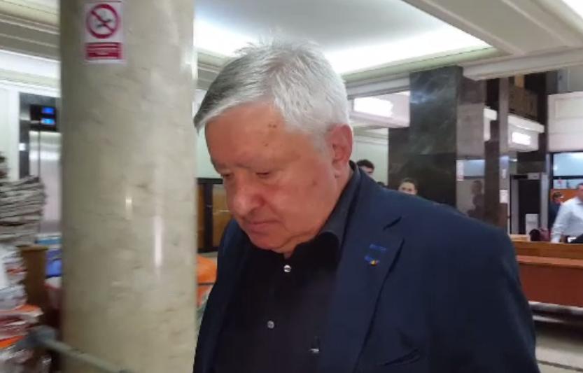 Fostul senator Serban Mihailescu, urmarit penal pentru marturie mincinoasa