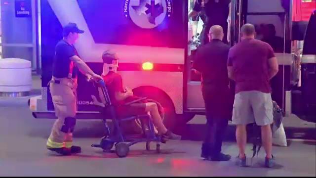Momente de panica la bordul unui avion cu ruta Panama-SUA. Cel putin 10 persoane au fost ranite, din cauza turbulentelor