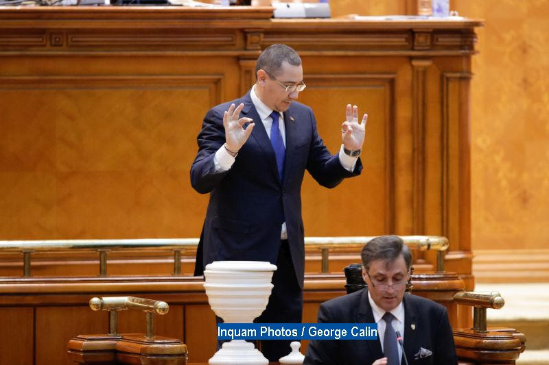 Guvernul Grindeanu, demis prin motiune