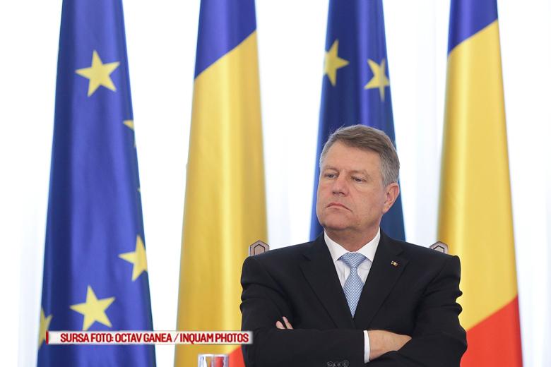 Klaus Iohannis merge joi si vineri la Bruxelles, la Consiliul European. Presedintele Romaniei va avea o discutie cu Macron