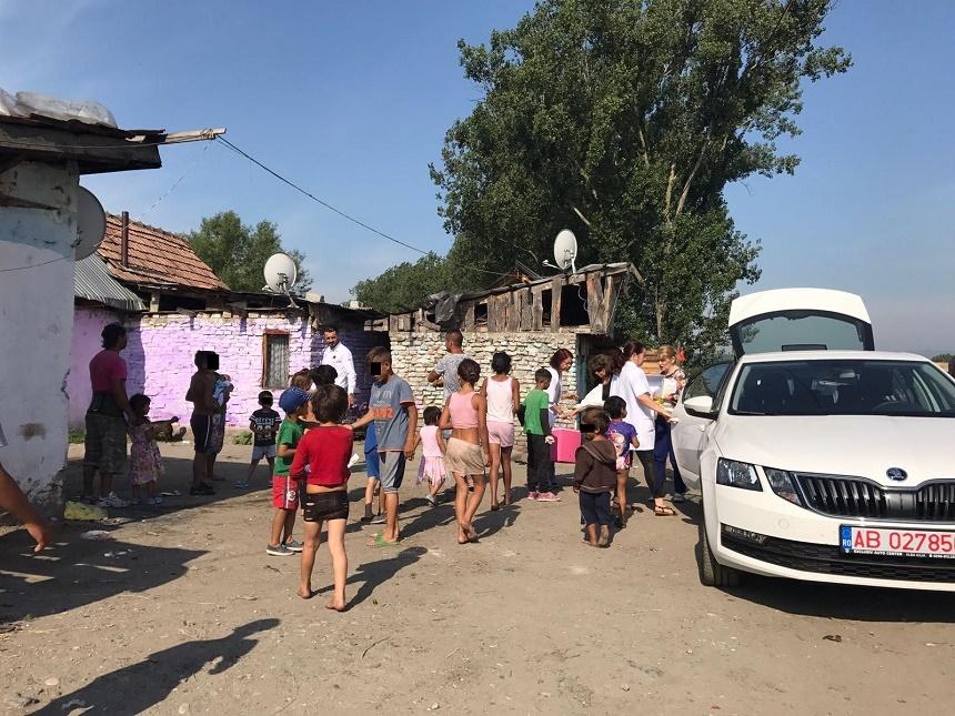 19 noi cazuri de rujeola confirmate in Alba in doua comunitati de rromi din Aiud si Unirea