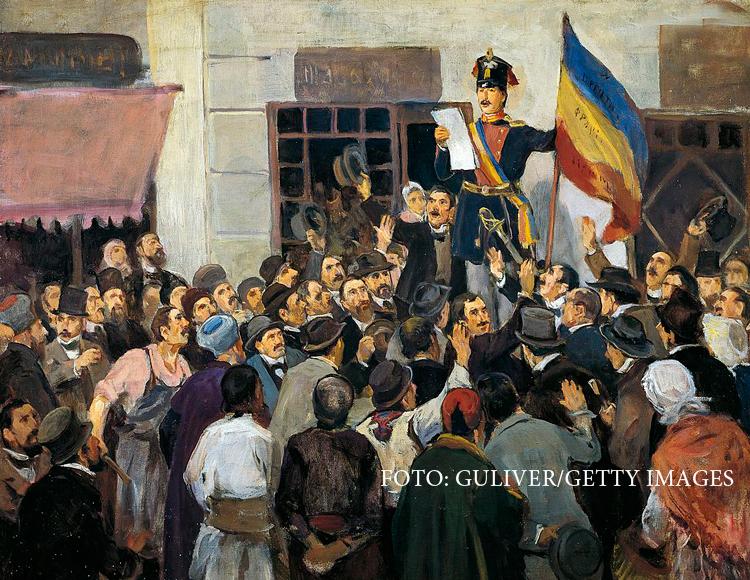 Ziua Drapelului, sarbatorita extrem de discret de autoritati. Ce inseamna de fapt culorile tricolorului