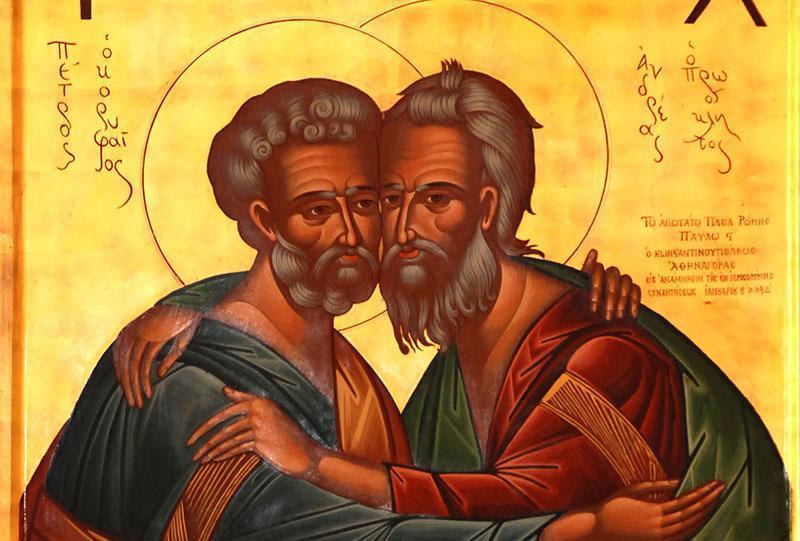 Sfintii Petru si Pavel, sarbatoriti de crestini. Traditii si obiceiuri: de ce nu e bine sa culegeti mere in aceasta zi