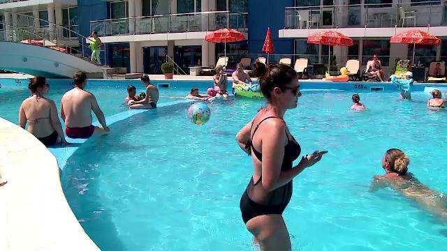 O bacterie rezistentă la antibiotic a fost descoperită într-o piscină din Murighiol
